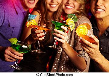 partia, cocktail
