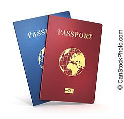 paszporty, biometric