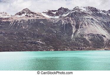 patagonia, jezioro