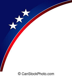 patriotyczny, mlk, tło