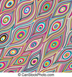 pattern., seamless, abstrakcyjny