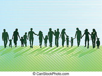 peo, dzieci, rodzice, młody
