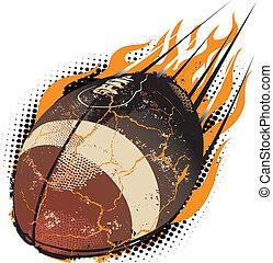 piłka nożna, meteor