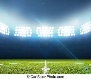 piłka nożna, stadion, smoła