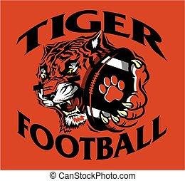 piłka nożna, tiger