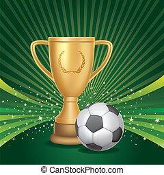 piłka nożna, trofea
