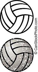 piłka, siatkówka
