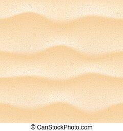 piasek plaża, seamless, struktura