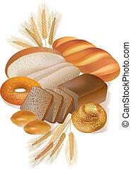 piekarnia, wyroby, bread