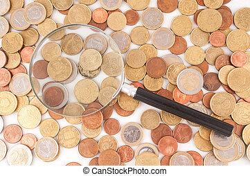 pieniądze, pojęcie, idea, handlowy