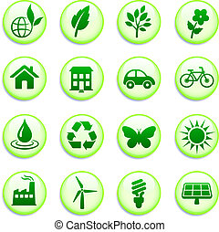 pikolak, środowiskowy, zielony