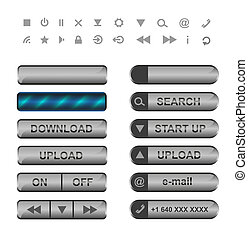 pikolak, web., ikony