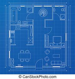 plan, floorplan
