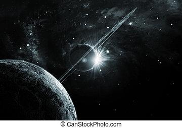 planeta, dzwoni