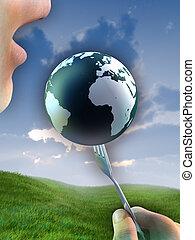 planeta, zasoby