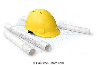 plany, zbudowanie