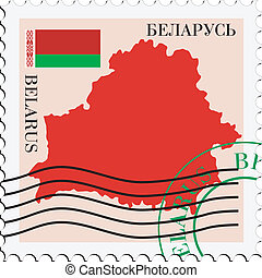 poczta, belarus, to/from