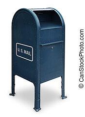 poczta, na