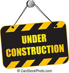 pod zbudowanie, znak