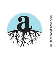 podstawy, logo
