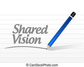 podzielony, wiadomość, projektować, widzenie, ilustracja