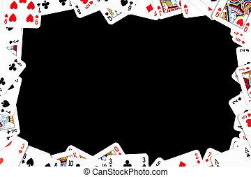 pogrzebacz, bilety, robiony, ułożyć, hazard