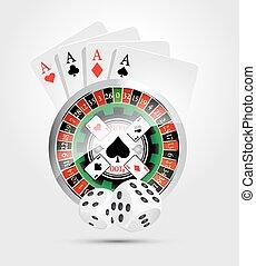 pogrzebacz, zwycięzca, -, kasyno