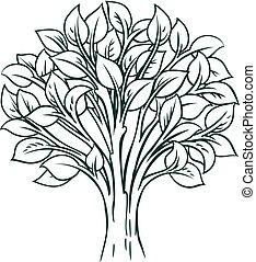 pojęcie, drzewo
