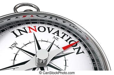 pojęcie, innowacja, busola
