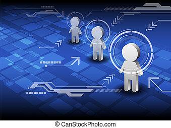 pojęcie, technologia, innowacja