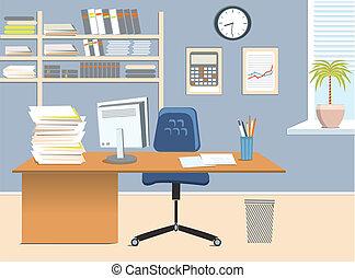pokój, biuro