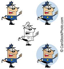 policja, dzierżawa klub, oficer