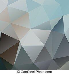 polygonal, geometria, abstrakcyjny, tło