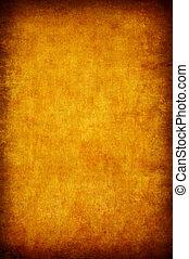 pomarańcza, abstrakcyjny, grunge, tło, textured