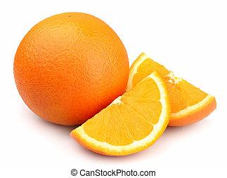 pomarańcza, owoc, świeży
