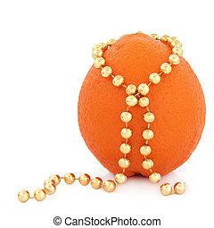 pomarańcza, owoc, piękno