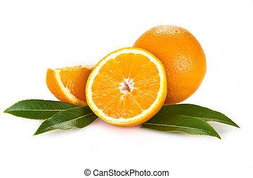 pomarańcza, owoce
