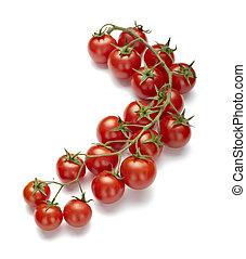 pomidor, jadło, wegetarianin, roślina, gotowanie