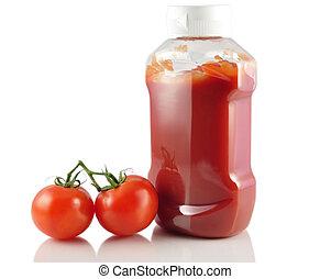 pomidor ketchup