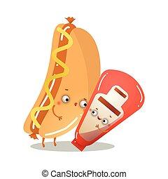 pomidor, sprytny, taniec, zdrowy, litera, pies, tango, gorący, ketchup
