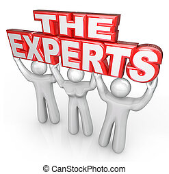 pomoc, ludzie, eksperci, rozwiązać, profesjonalny, problem