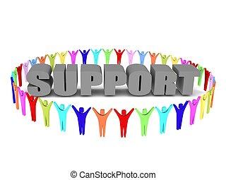 poparcie