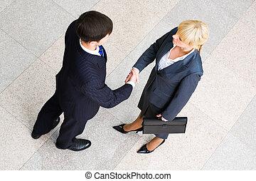 porozumienie, handlowy
