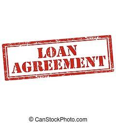 porozumienie, pożyczka