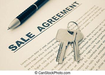porozumienie, sprzedaż