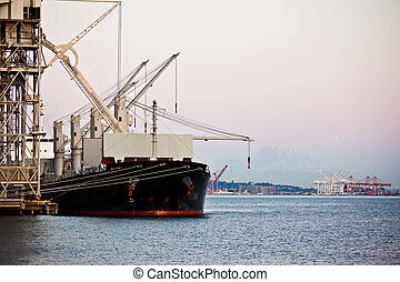 port, okrętowy