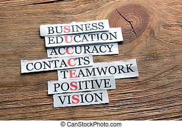 powodzenie, definicja, handlowy