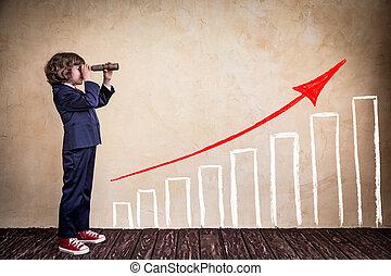 powodzenie, handlowa strategia