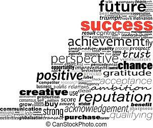 powodzenie, schodki., rysunek, wybierając, handlowy kolorują, odpoczynek, słówko, pojęcie, zmiana, tak samo, robiony, napełniać