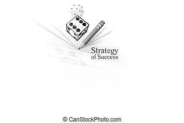 powodzenie, strategia